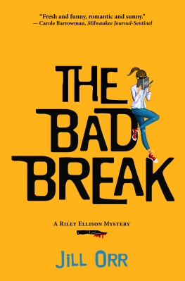 Bad Break cover